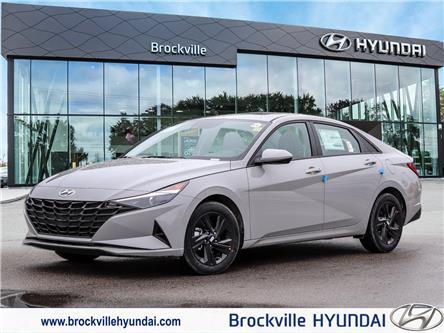 2021 Hyundai Elantra Preferred w/Sun & Tech Pkg (Stk: R21261) in Brockville - Image 1 of 25