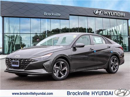 2021 Hyundai Elantra  (Stk: R21265) in Brockville - Image 1 of 26