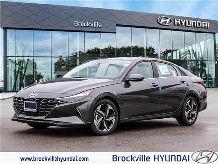 2021 Hyundai Elantra Ultimate Tech (Stk: R21270) in Brockville - Image 1 of 24