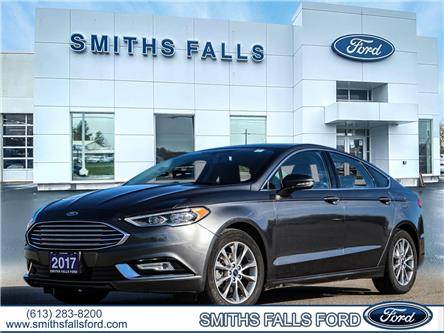 2017 Ford Fusion SE (Stk: W1135) in Smiths Falls - Image 1 of 30