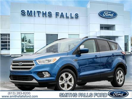 2017 Ford Escape SE (Stk: SA1149) in Smiths Falls - Image 1 of 30
