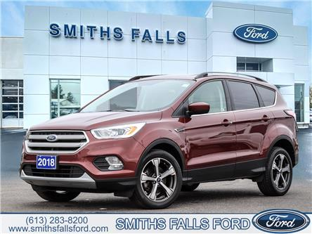 2018 Ford Escape SEL (Stk: SA1154) in Smiths Falls - Image 1 of 30