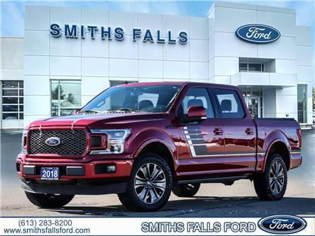 2018 Ford F-150  (Stk: 2166A) in Smiths Falls - Image 1 of 30