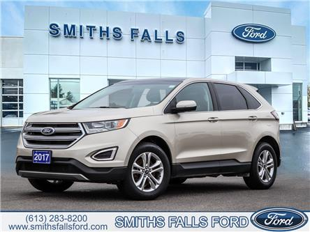 2017 Ford Edge SEL (Stk: 21156A) in Smiths Falls - Image 1 of 30