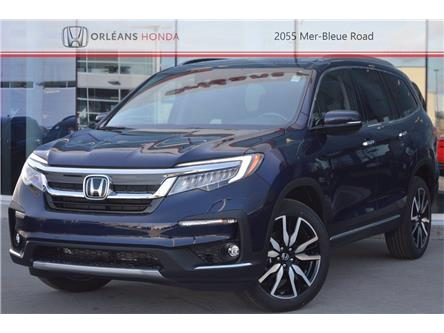 2021 Honda Pilot Touring 8P (Stk: 16-210283) in Orléans - Image 1 of 30