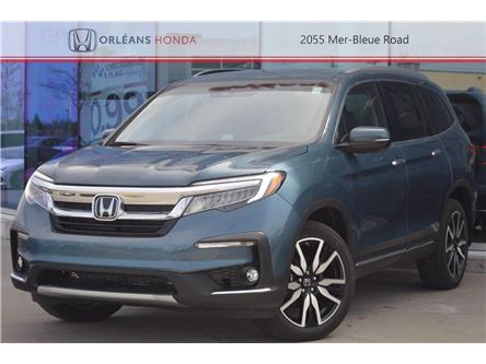 2021 Honda Pilot Touring 7P (Stk: 16-210331) in Orléans - Image 1 of 30
