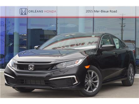 2021 Honda Civic EX (Stk: 16-210246) in Orléans - Image 1 of 27