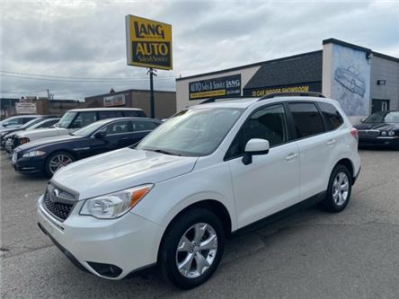 2014 Subaru Forester 2.5i Touring Package (Stk: ) in Etobicoke - Image 1 of 28
