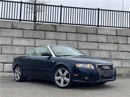 2009 Audi A4 2.0T (Stk: B21170T1) in Barrie - Image 1 of 7