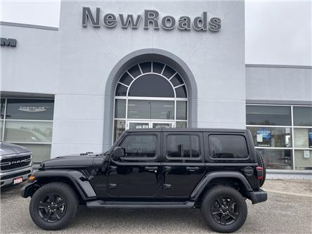 2021 Jeep Wrangler Unlimited Sahara (Stk: 25433P) in Newmarket - Image 1 of 16