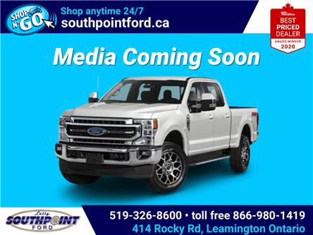 2021 Ford F-250 Lariat (Stk: SFF6942) in Leamington - Image 1 of 10