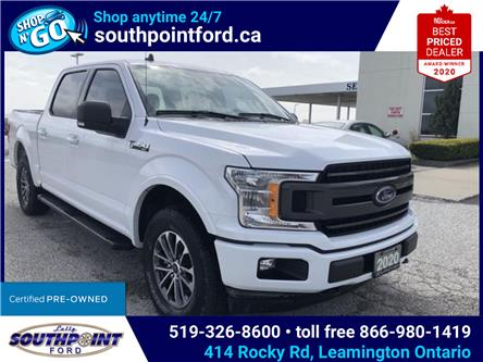 2020 Ford F-150 XLT (Stk: S6938A) in Leamington - Image 1 of 25