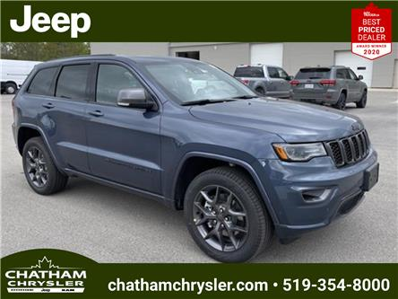 2021 Jeep Grand Cherokee Limited (Stk: N05048) in Chatham - Image 1 of 18