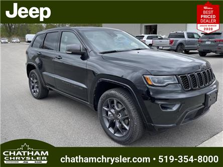 2021 Jeep Grand Cherokee Limited (Stk: N05047) in Chatham - Image 1 of 18