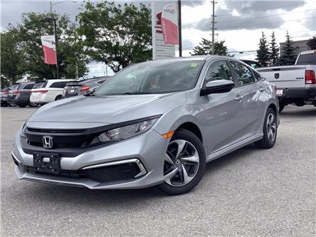 2021 Honda Civic LX (Stk: 11-21349) in Barrie - Image 1 of 22