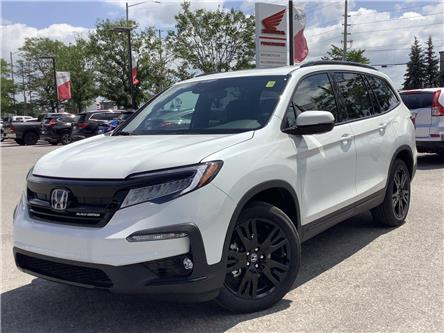 2021 Honda Pilot Black Edition (Stk: 11-21649) in Barrie - Image 1 of 23