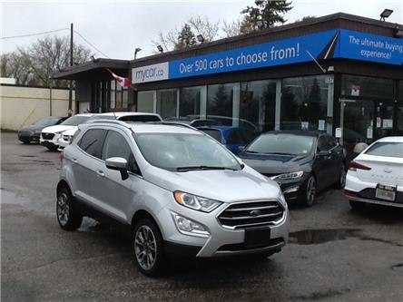 2019 Ford EcoSport Titanium (Stk: 210315) in North Bay - Image 1 of 22