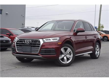 2018 Audi Q5 2.0T Technik (Stk: 18-P2505) in Ottawa - Image 1 of 26