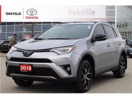2018 Toyota RAV4 Hybrid SE (Stk: LP3956) in Oakville - Image 1 of 19