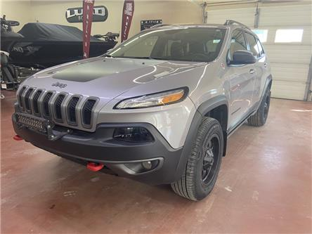 2018 Jeep Cherokee Trailhawk (Stk: N21-17B) in Nipawin - Image 1 of 18