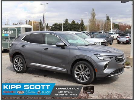2021 Buick Envision Avenir (Stk: 24217) in Red Deer - Image 1 of 36