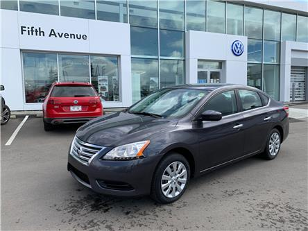 2015 Nissan Sentra 1.8 SL (Stk: 3659A) in Calgary - Image 1 of 15