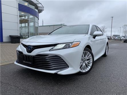 2018 Toyota Camry Hybrid XLE (Stk: A0523) in Ottawa - Image 1 of 13