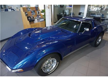 1972 Chevrolet Corvette Stingray Stingray (Stk: 21-177B) in Salmon Arm - Image 1 of 30