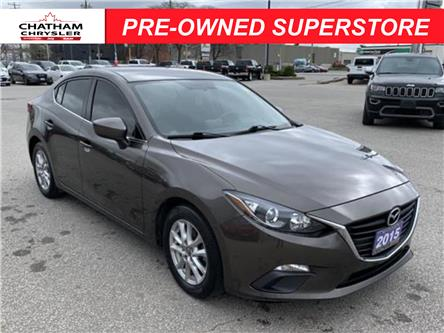 2015 Mazda Mazda3 GS (Stk: N04757A) in Chatham - Image 1 of 18