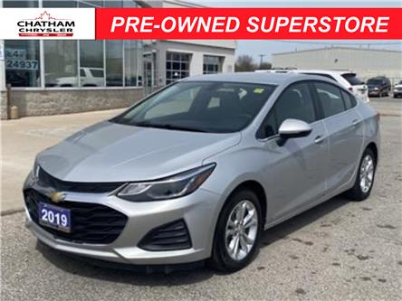 2019 Chevrolet Cruze LT (Stk: U04735) in Chatham - Image 1 of 18