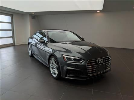 2018 Audi A5 2.0T Progressiv (Stk: L10102) in Oakville - Image 1 of 18