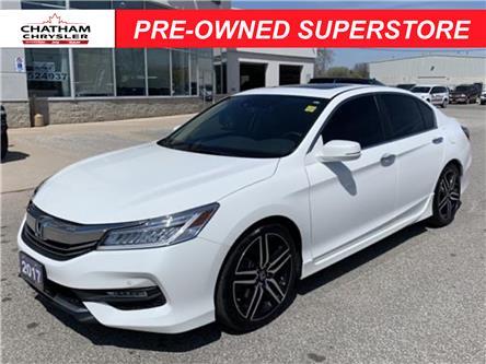 2017 Honda Accord Touring (Stk: U04780) in Chatham - Image 1 of 23