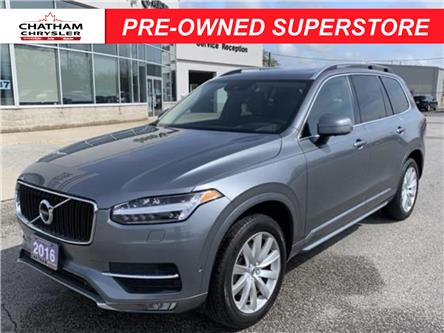 2016 Volvo XC90 T6 Momentum (Stk: U04802) in Chatham - Image 1 of 20