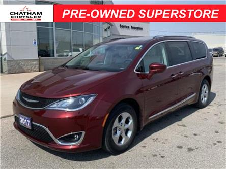 2017 Chrysler Pacifica Touring-L Plus (Stk: N05029A) in Chatham - Image 1 of 28