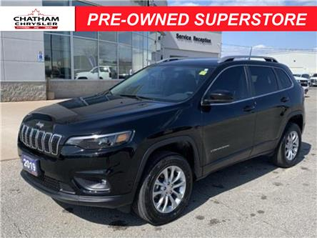 2019 Jeep Cherokee North (Stk: U04747A) in Chatham - Image 1 of 30