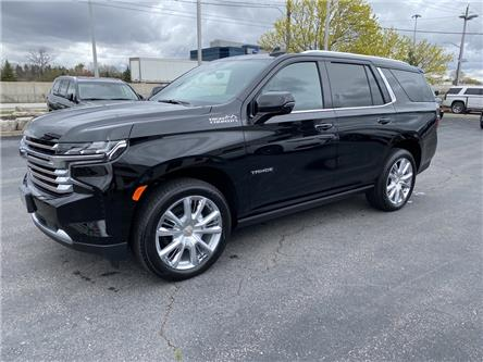 2021 Chevrolet Tahoe High Country (Stk: 399-56) in Oakville - Image 1 of 19