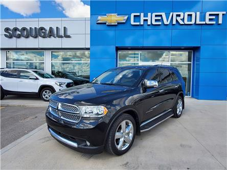 2011 Dodge Durango Citadel (Stk: 227299) in Fort MacLeod - Image 1 of 9