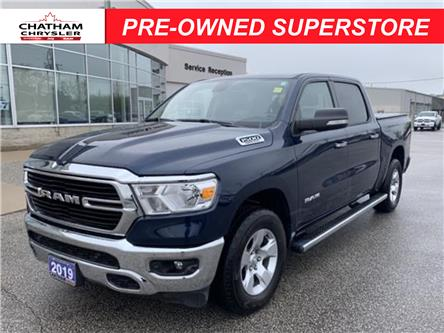 2019 RAM 1500 Big Horn (Stk: U04818) in Chatham - Image 1 of 24