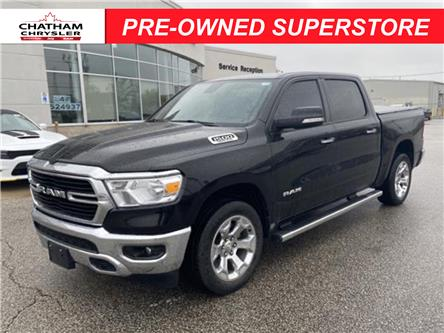 2019 RAM 1500 Big Horn (Stk: U04804) in Chatham - Image 1 of 17