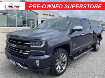 2018 Chevrolet Silverado 1500 2LZ (Stk: U04813) in Chatham - Image 1 of 22