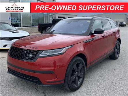 2018 Land Rover Range Rover Velar P380 S (Stk: U04809) in Chatham - Image 1 of 21