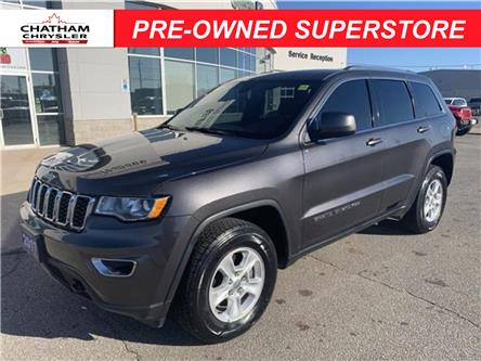 2017 Jeep Grand Cherokee Laredo (Stk: N04998A) in Chatham - Image 1 of 30
