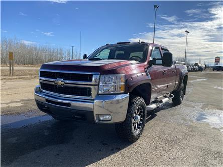 2008 Chevrolet Silverado 2500HD  (Stk: T2180A) in Athabasca - Image 1 of 19