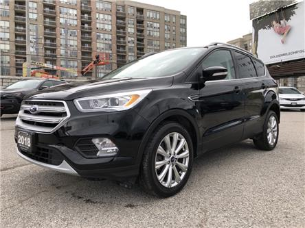 2018 Ford Escape Titanium (Stk: P5273) in North York - Image 1 of 30