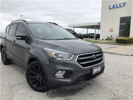 2018 Ford Escape Titanium (Stk: -) in Leamington - Image 1 of 26