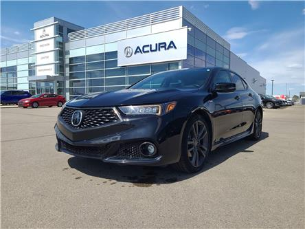 2020 Acura TLX  (Stk: A4432) in Saskatoon - Image 1 of 19