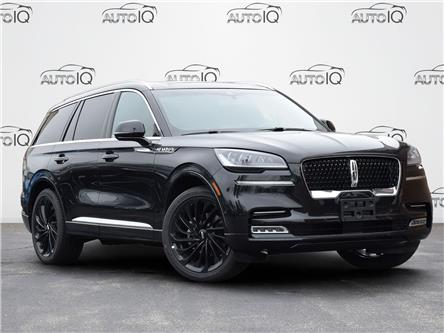 2021 Lincoln Aviator Reserve (Stk: AC725) in Waterloo - Image 1 of 19