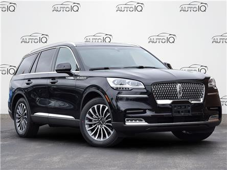 2021 Lincoln Aviator Reserve (Stk: AC732) in Waterloo - Image 1 of 19