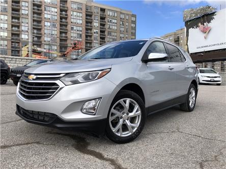 2018 Chevrolet Equinox Premier (Stk: P5297) in North York - Image 1 of 29