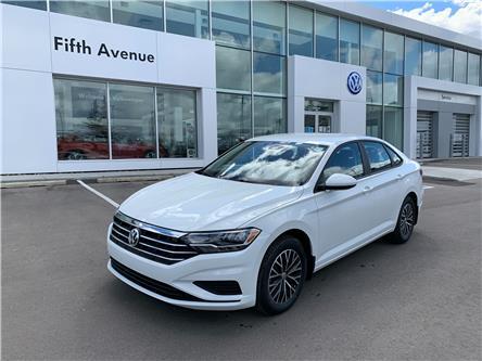 2021 Volkswagen Jetta Comfortline (Stk: 21170) in Calgary - Image 1 of 15